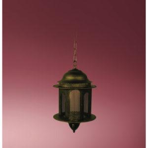 Faroles y apliques rústicos estilo árabe o de forja