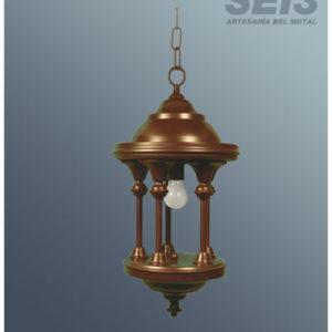 Lamparas y Apliques de Forja y Rústicos Estilo Árabe