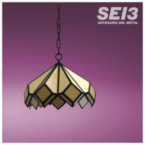 Farol Granadino de SEI3 Iluminación Artesanal