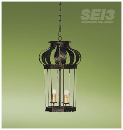 Granadino artesanal rabe farol soller tienda de iluminaci n for Faroles de iluminacion exterior
