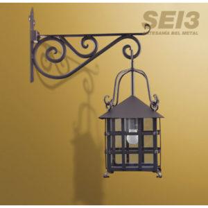 Sei3 Lamparas y Apliques de Forja y Rústicos www.iluminaciónartesanal.com